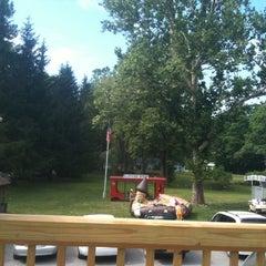 Photo taken at Blackthorne Resort by Kait P. on 7/17/2011