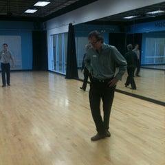 Photo taken at Go Dance Studio by Tori B. on 2/12/2011
