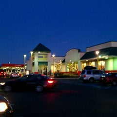 Photo taken at J. Fenimore Cooper Service Area by Stan K. on 12/26/2011