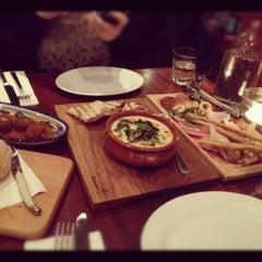 Photo taken at Andre's Cucina & Polenta Bar by Stef on 8/17/2012