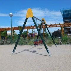 Photo taken at Parque de Ginebra by Pablo R. on 9/18/2011