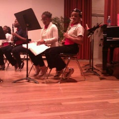 Photo taken at Flint Institute of Music by Shaneetra F. on 12/14/2011