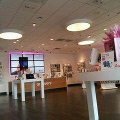 Photo taken at T-Mobile by Joseph M. on 12/23/2011