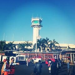 Photo taken at Aeropuerto Internacional Rafael Nuñez (CTG) by Juan P. on 12/27/2011