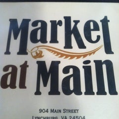 Photo taken at Market at Main by Jessica E. on 11/26/2011