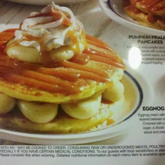 Photo taken at IHOP by casey b. on 11/24/2011