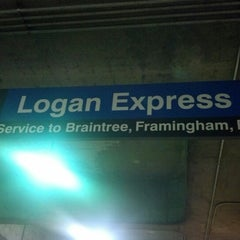 Photo taken at Logan Express by Jeremy R. on 7/19/2012