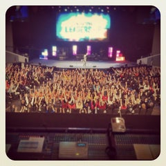 Photo taken at Dream City Church by Aaron P. on 2/14/2012