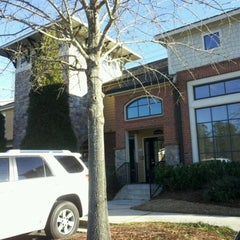 Photo taken at Walton Ridenour Leasing Office / Library / Workspace by Dwayne K. on 1/24/2012