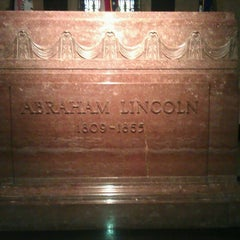Photo taken at Lincoln Tomb State Historic Site by A.J. R. on 9/15/2011