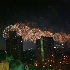 Das Foto wurde bei Macy's 4th of July Fireworks von Shawn S. am 7/5/2011 aufgenommen