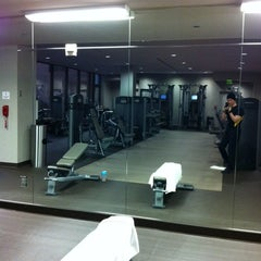 Photo taken at The Westin Peachtree Plaza - Gym by John L. on 2/26/2012