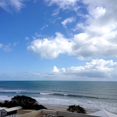 Photo taken at Crowne Plaza Melbourne-Oceanfront by Grayson K. on 3/11/2012
