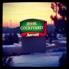 Photo taken at Courtyard Minneapolis Eden Prairie by Jeff A. on 2/22/2012