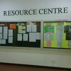 Photo taken at Nuc Resource Centre by Aziruddin A. on 10/18/2011