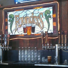 Photo taken at Founders Brewing Co. by Laura W. on 4/28/2012