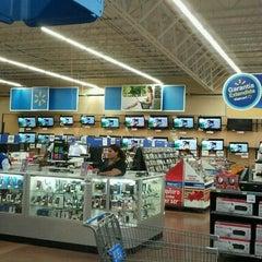 Photo taken at Walmart by Smoke I. on 3/21/2011