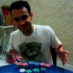 Photo taken at Poker Night Sperle's House by Thiago M. on 10/14/2011