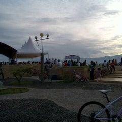 Photo taken at Pantai Talise by sofyan a. on 7/7/2012