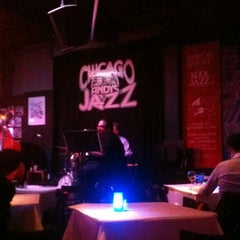 Photo taken at Andy's Jazz Club by Jurandyr V. on 11/28/2011