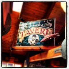 Photo taken at Bill's Tavern Brew House by Brandon W. on 5/7/2012