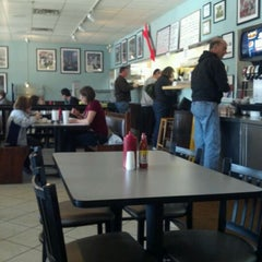 Photo taken at TJ's Deli & Grill by Christina J. on 1/14/2012