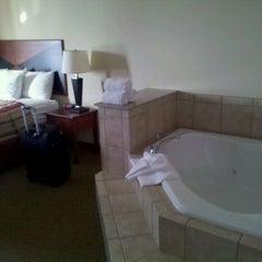 Photo taken at Sleep Inn & Suites by Josh L. on 1/22/2011