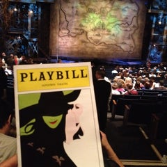 Photo taken at Gershwin Theatre by Sumit S. on 5/23/2012