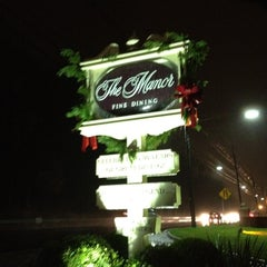 Photo taken at The Manor by Tyler O. on 12/7/2011