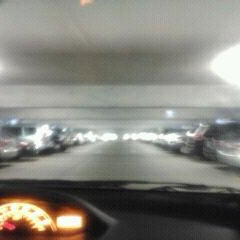 Photo taken at Logan Airport Employee Parking Garage by Amy S. on 11/15/2011