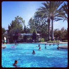 Photo taken at Flintridge Pool by Matt on 6/9/2012