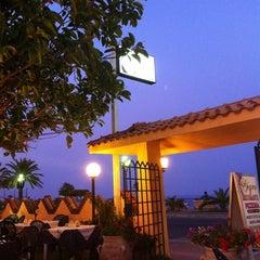 Photo taken at La Giara by Fabio S. on 7/16/2011