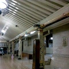 Photo taken at Masjid Gedhe Kauman by Adhari H. on 11/12/2011