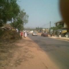Photo taken at Kwabenya by Kwame A. on 12/30/2011