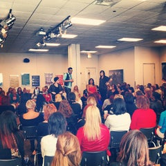 Photo taken at Paul Mitchell the School by Benjamin J. on 9/11/2012