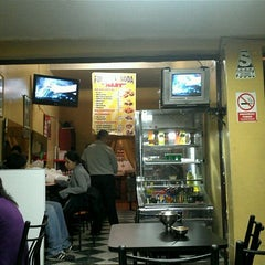 "Photo taken at Fuente De Soda ""Mary"" by Omar Alejandro M. on 11/13/2011"