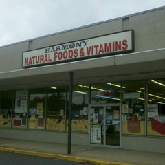 Photo taken at Harmony Natural Foods & Vitamins by John V. on 9/20/2011