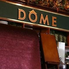 Photo taken at Dôme Café by Prash S. on 8/24/2011