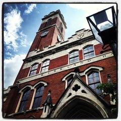 Photo taken at Kirkland Hall - Vanderbilt by Zach W. on 6/16/2012