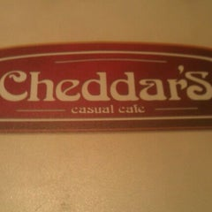 Photo taken at Cheddar's by Brookelyn S. on 3/28/2012