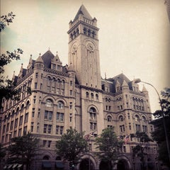 Photo taken at Old Post Office Pavilion by Joseph P. on 6/30/2012