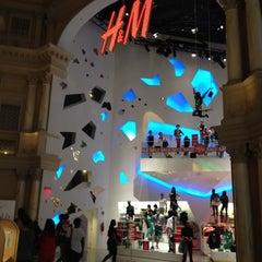 Photo taken at H&M by Jenny D. on 7/17/2012