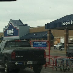 Photo taken at Lowe's Home Improvement by Candy G. on 6/1/2012