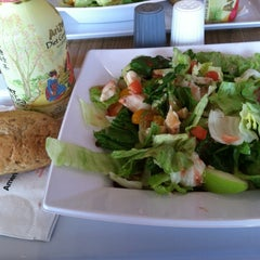 Photo taken at Saladworks by Angelica P. on 6/11/2012