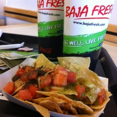 Photo taken at Baja Fresh by Dr L. on 5/28/2012