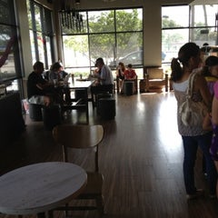 Photo taken at Starbucks by Jeff C. on 7/26/2012