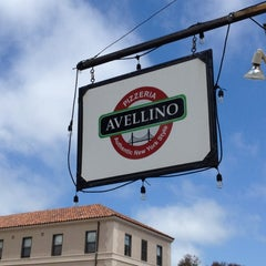 Photo taken at Pizzeria Avellino by Rob T. on 7/25/2012