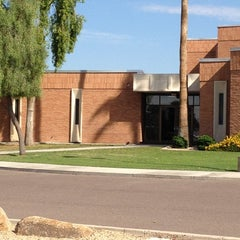 Photo taken at LDS Stake Center-North Phoenix Stake by RenyaDeDulce on 9/2/2012