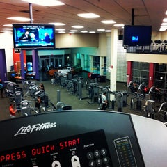 Photo taken at LA Fitness by Chait S. on 4/14/2012