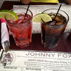 Photo taken at Johnny Foxes by Brandon F. on 8/2/2012